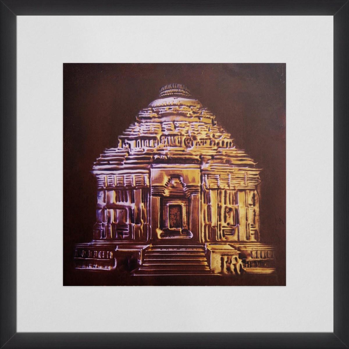 The Sun Temple |8X8