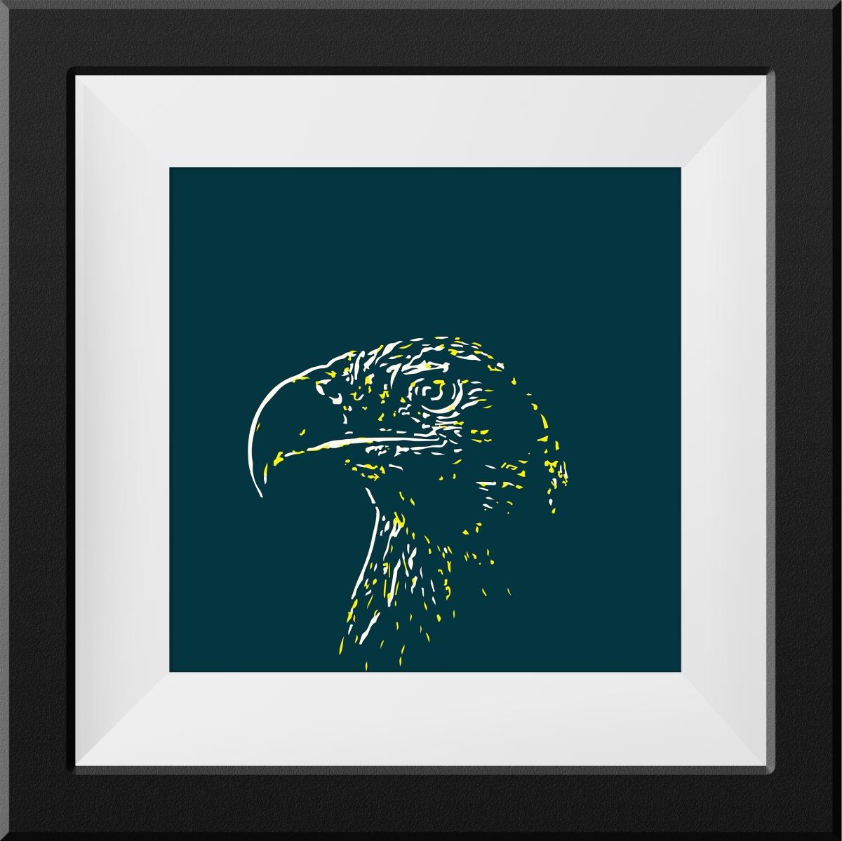 The Eagle |16X16