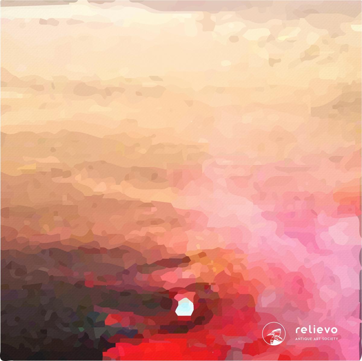 The Rising Sun |12X12