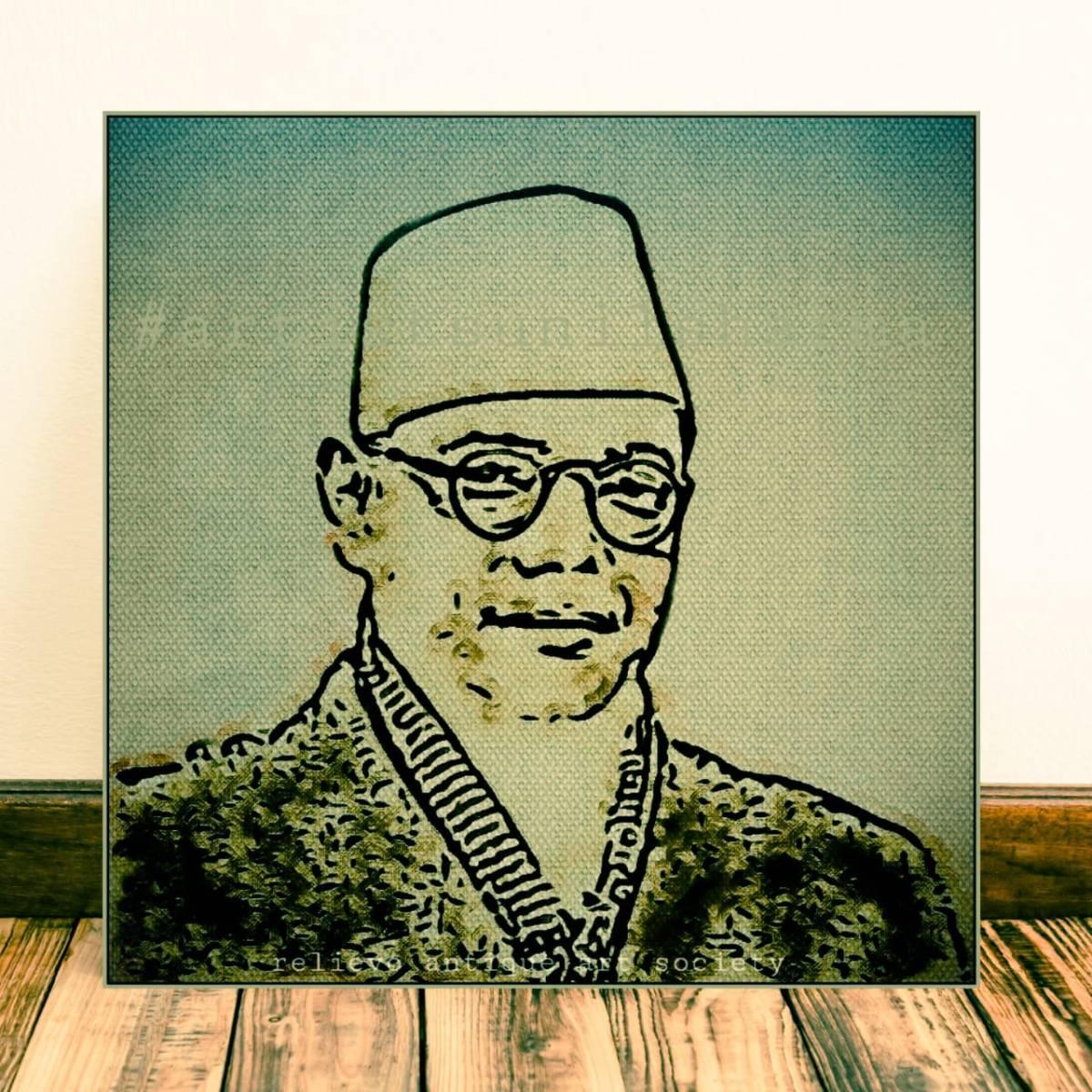 Subhas Chandra Bose | 24 X24″