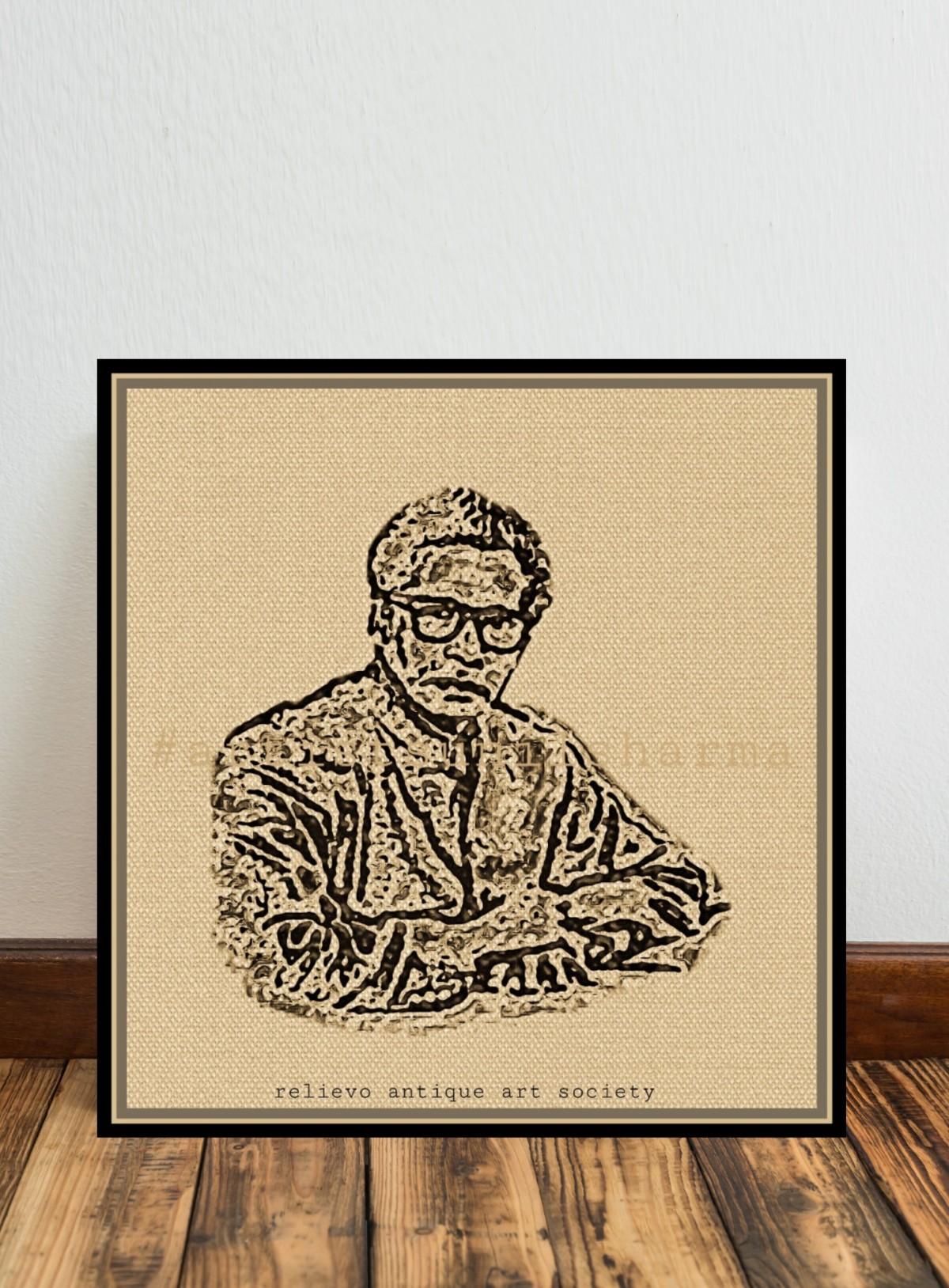 Harivansh Rai Bachchan |24 X24″
