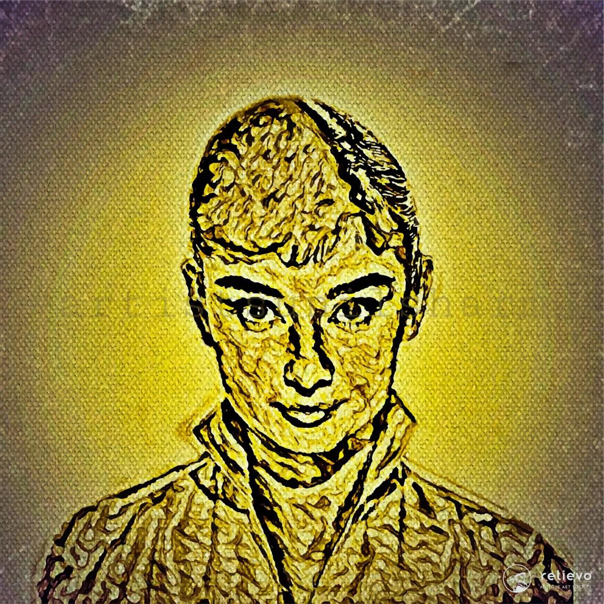 Audrey Hepburn | 24 X24″