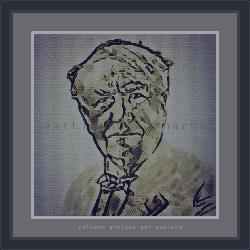 Thomas Edison | 24 X24″